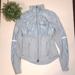 Nike Fit Dry Athletic Running Jacket